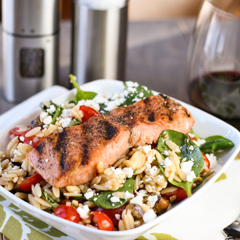 Salmon Roast With Feta And Spinach Recipes | Yummly