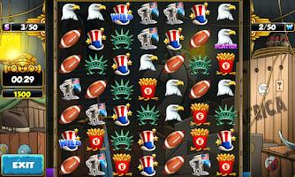 Screenshot of Slots Conqueror's Road Free