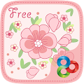 Free Love Petal GO Launcher Theme APK for Windows 8
