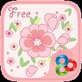 App Love Petal GO Launcher Theme apk for kindle fire