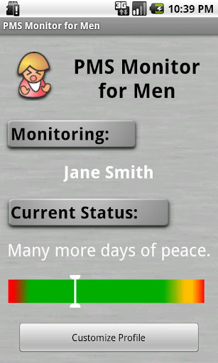 PMS Monitor for Men Lite