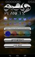 Screenshot of Avid Planets - Space Wars
