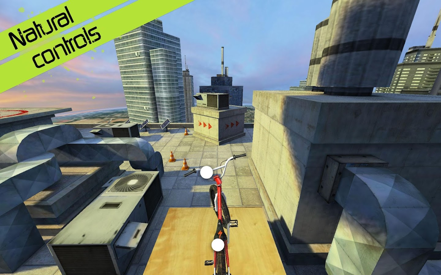 Touchgrind BMX Screenshot 5