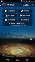 Screenshot of US Open Tennis Championships