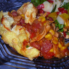 Chicken Tamale Pie for 2 (Ww Core)