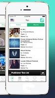 Screenshot of Tubefy Listen Free Music Sound