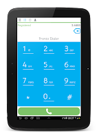Screenshot of Pronto Dialer