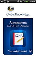 Screenshot of CCNA Exam Prep Questions