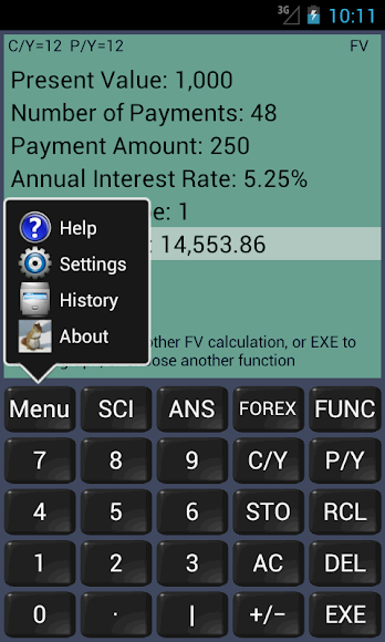 Financial Calculator (adfree) 1.1.6