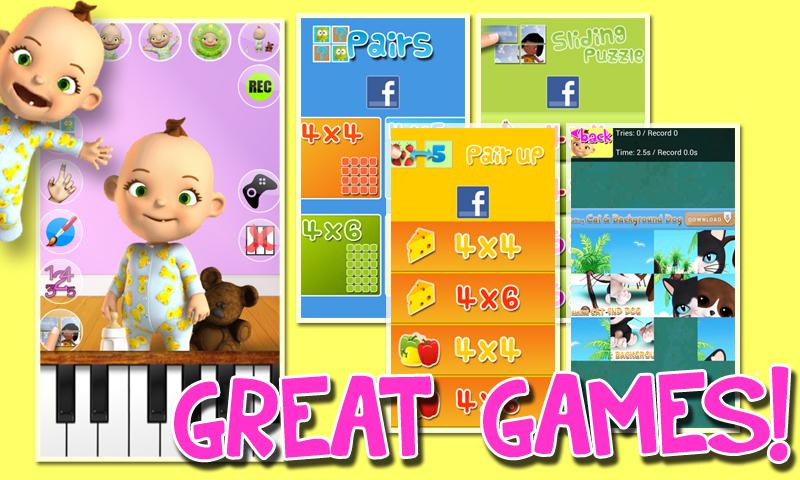 Talking Babsy Baby Deluxe Screenshot 12