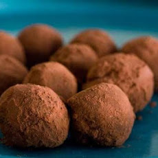Goat Cheese Chocolate Truffles