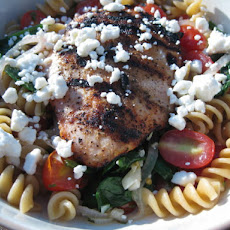 Whole Wheat Pasta Fresca with Chicken