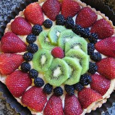Small Fruit Tarts
