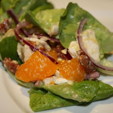 Chicken, Avocado and Mandarin Orange Salad