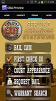 Screenshot of Exit Bail
