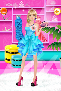 Prom Spa Salon: Girls Games APK for Bluestacks