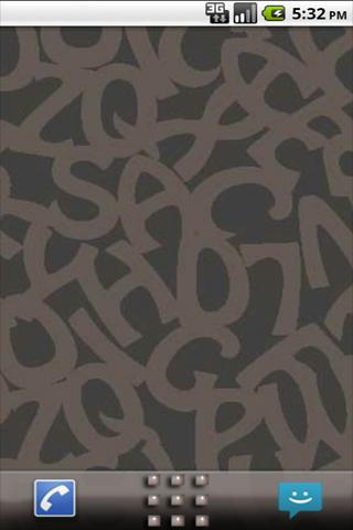 【免費個人化App】GDE Alphabet Theme-APP點子