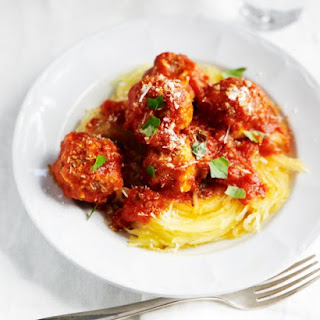 Lightened-Up Turkey Meatballs