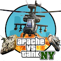 Game GT Apache vs Tank in New York APK for Kindle