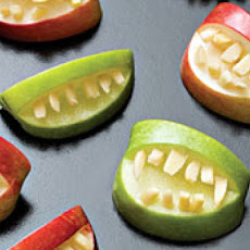 Apple Bites (Halloween Lunch Box Surprise)