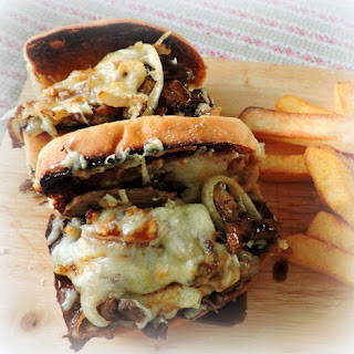Hot Roast Beef And Cheese Sandwiches Recipes