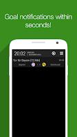 Screenshot of GoalAlert Bundesliga Pro 14/15