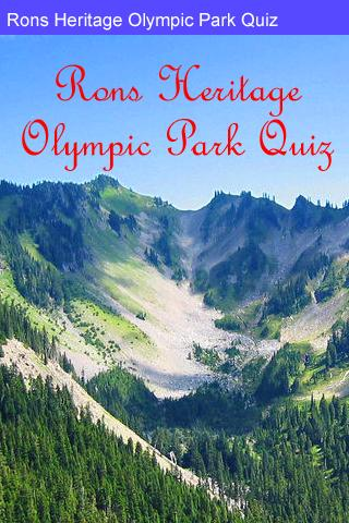 Rons Olympic Park Quiz