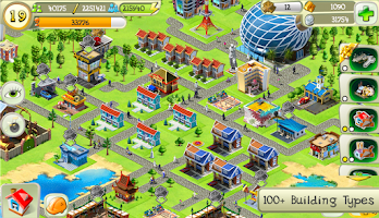 Screenshot of Tiny City