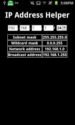 IP Address Helper
