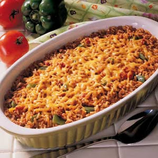 Spice Baked Rice