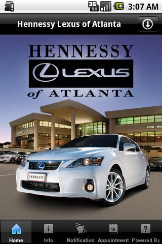 Hennessy Lexus of Atlanta