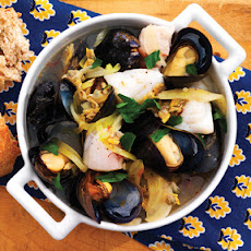 Easy Make-Ahead Bouillabaisse