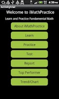 Screenshot of Math Fundamentals Lite