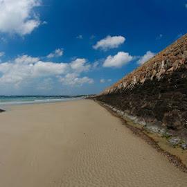 Jersey Beach Zero3 by Konstantin Kostadinov - Landscapes Beaches