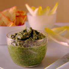 Spinach and Cannellini Bean Dip