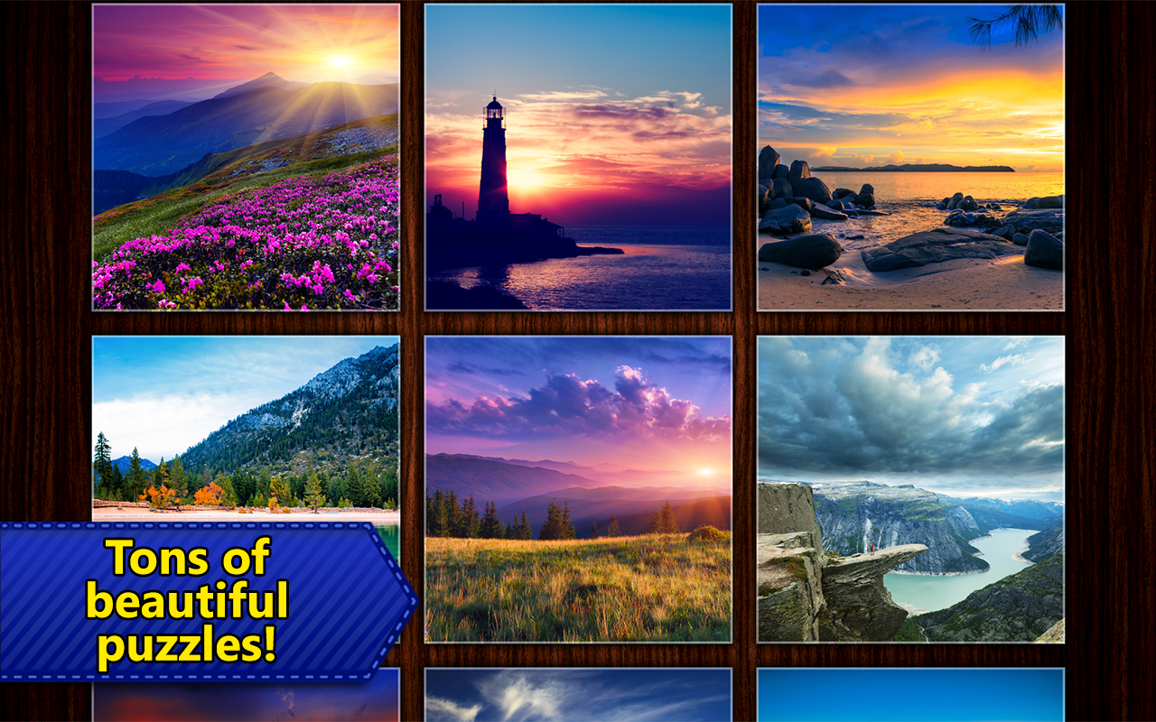 Jigsaw Puzzles Epic Screenshot 11