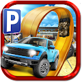 3D Monster Truck Parking Game for Lollipop - Android 5.0