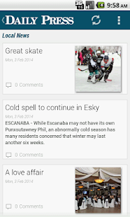 Lastest Escanaba Daily Press APK for PC