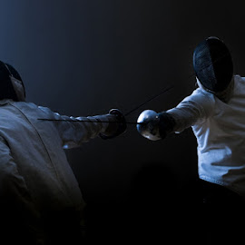 Fencing by Jonathan Miksanek - News & Events Sports