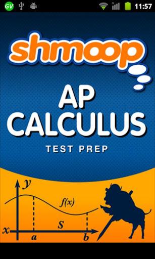 Shmoop AP Calculus Test Prep