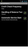 Screenshot of AldiTalk Balance