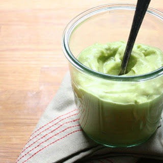 Creamy Avocado Dressing