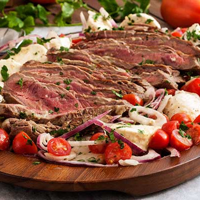 Gluten Free Argentinian Steak Salad