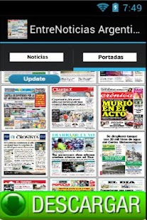 Entre Noticias Argentina - screenshot