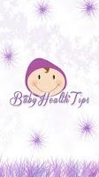 Screenshot of Baby Health Tips