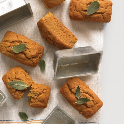 Pumpkin, Sage, and Browned-Butter Cakes