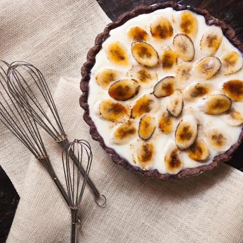 Chocolate Crust Banana Cream Pie Recipes | Yummly