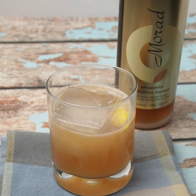 Amaretto Lemon Drink