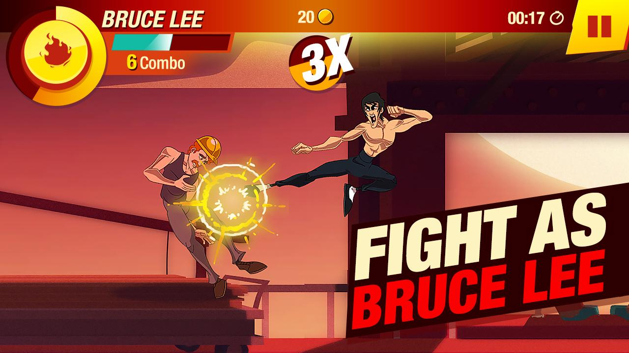 Bruce Lee: Enter The Game Screenshot 0