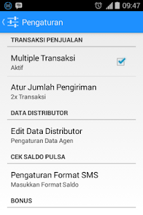 App AndroPulsa - Penjualan Pulsa APK for Windows Phone